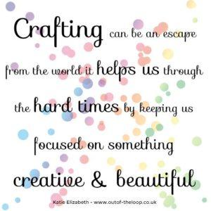 Crating, Crafting Escape