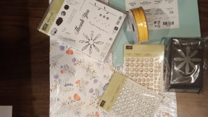 The Remarkable InkBig Blog Hop - Delightful Daisy Suite